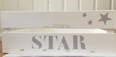 Sweet & Simple Holzkiste / STAR