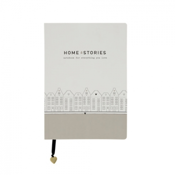 Bastion Collections Notizbuch / HOME STORIES / A5